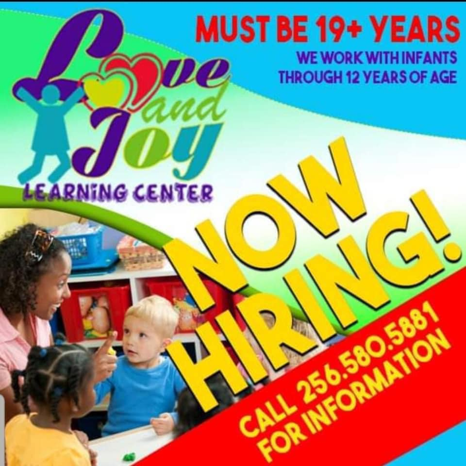 Love and Joy Learning Center